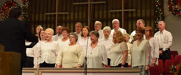 Sharon Baptist Church Choir